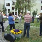 Diakon. Blasen im Seniorenheim Bad Blankenburg