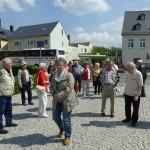 Ausfahrt   Saalburg Poppmuseum