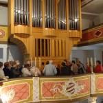 In der Klosterkirche Werningshausen