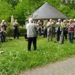 Blasen im Altenpflegeheim Rudolstadt
