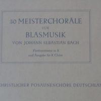 30 Meisterchoräle cover