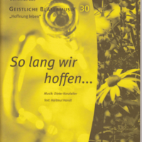 GB 30 Kantate cover